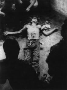 1966 - Cara de Cavalo assassinado, Jornal do Brasil, 1964